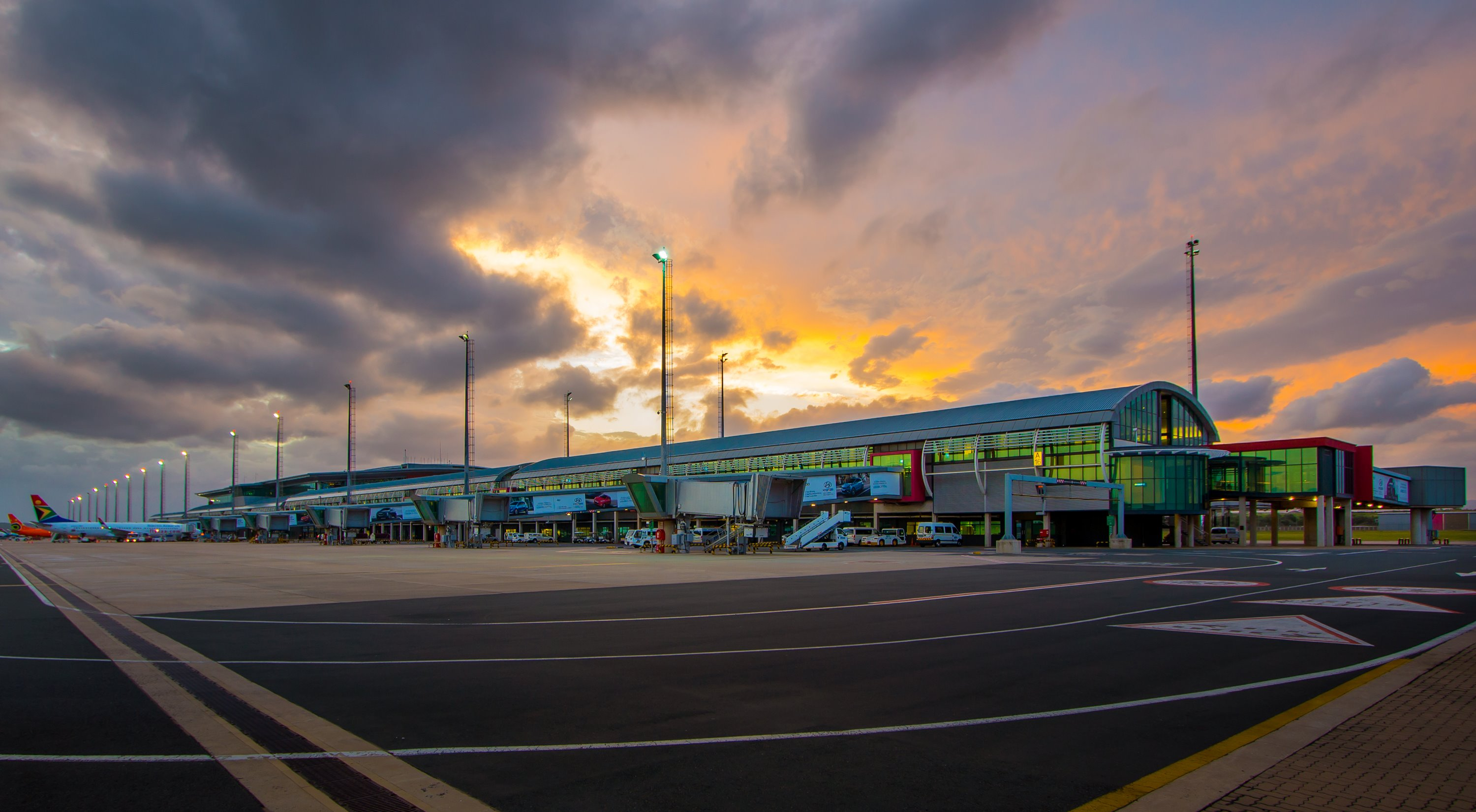 What you need to know about King Shaka International Airport