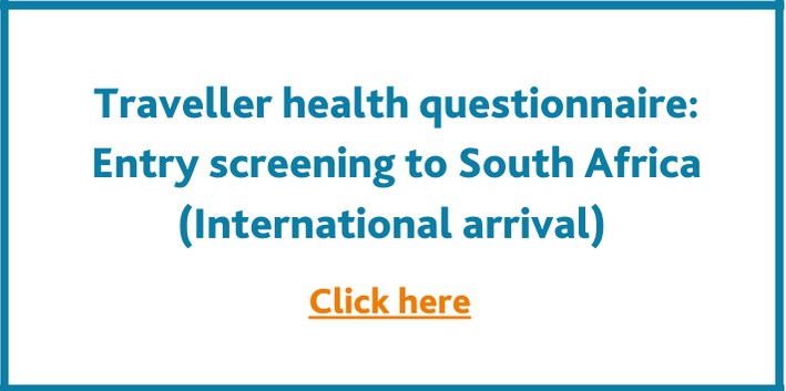 Traveller health questionnaire entry screening to south africa.png